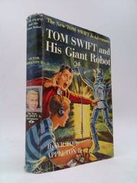 image of Tom Swift and His Giant Robot (The New Tom Swift Jr. Adventures, Book 4)