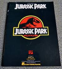 image of JURASSIC PARK PIANO SOLOS.