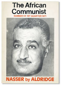 image of The African Communist (Quarterly). No. 44 - First Quarter 1971