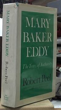image of Mary Baker Eddy; the years of Authority