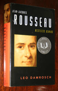 image of Jean-Jacques Rousseau: Restless Genius
