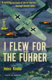 image of I Flew for the Fuhrer; The Story of a german Fighter Pilot