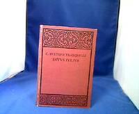 C. Suetoni Tranquilli Divus Iulius. Ed. by H.E. Butler and M. Cary.