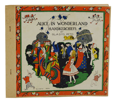 Alice in Wonderland Handkerchiefs