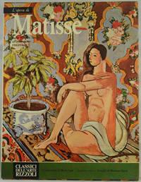 L'opera di Matisse dalla rivolta 'fauve' all'intimismo 1904-1928