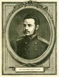 The Grand Duke Alexis of Russia