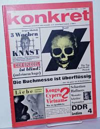 image of Konkret, 1964, Sep No. 9 Unabhängige Zeitschrift Für Kulture und Politik