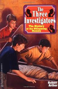 image of The Mystery of the Whispering Mummy (Three Investigators)