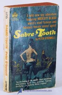 Sabre-Tooth [The second Modesty Blaise novel] by  Peter O'DONNELL  - Paperback  - 1967  - from Bluebird Books (SKU: 84374)