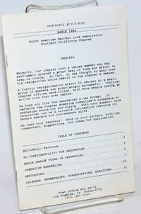 NAMBLA Newsletter March 1989