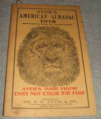 image of Ayer's American Almanac for 1918