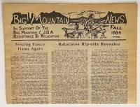 image of Big Mountain News. Fall 1984