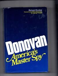 image of Donovan: America's Master Spy