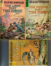 image of The Land That Time Forgot; The People That Time Forgot; Out of Time's Abyss (3 vols)