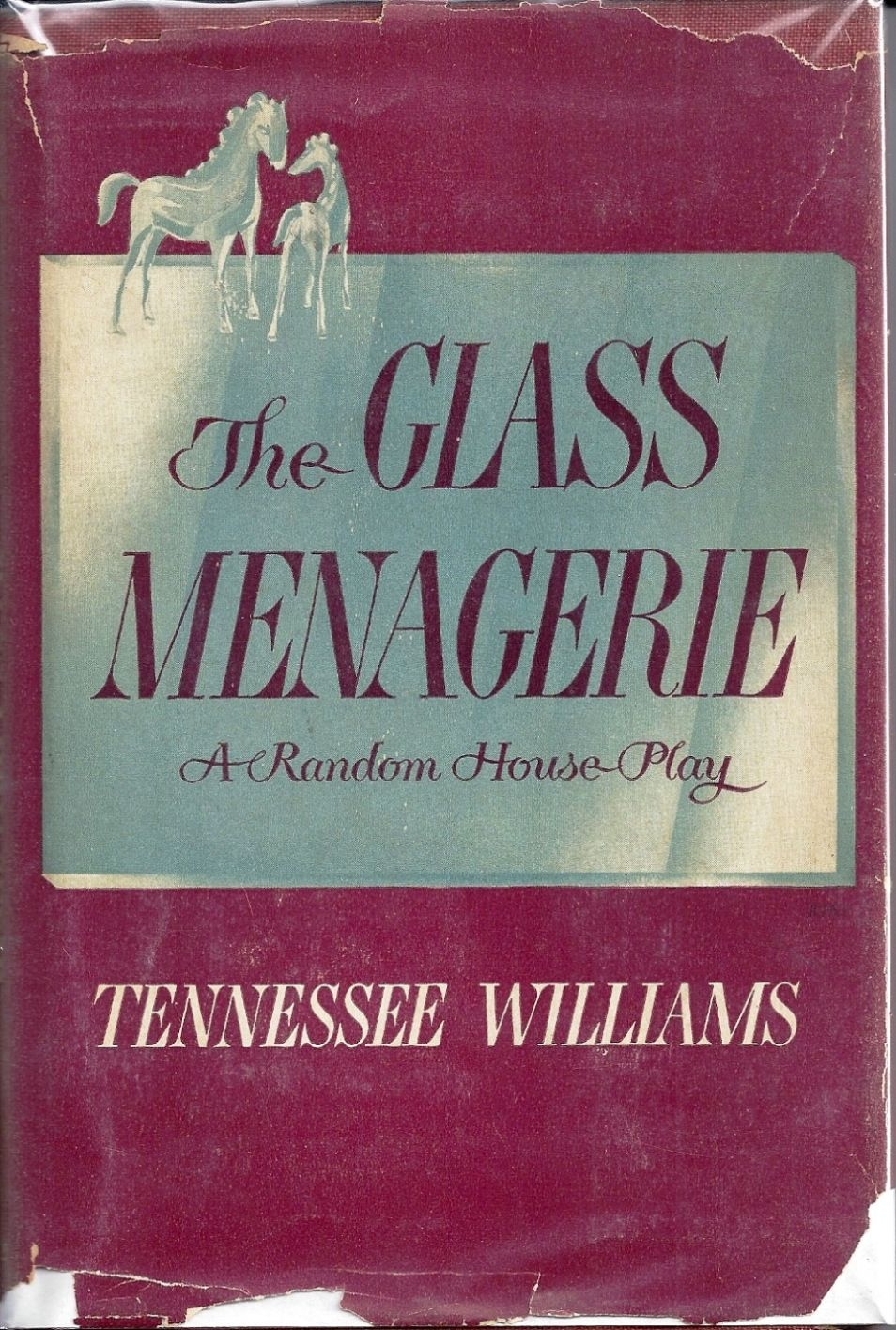 the search for happiness in the glass menagerie by tennessee williams The glass menagerie study guide contains a biography of tennessee williams, literature essays, quiz questions, major themes, characters, and a full summary and analysis.