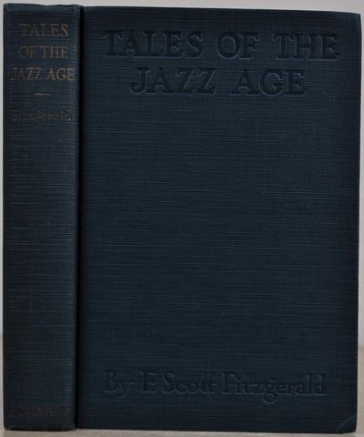 New York, NY: Charles Scribner's Sons, 1922. Book. Very good condition. Hardcover. First Edition. Oc...