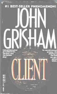The Client by  John Grisham - Paperback - 1994 - from Orielis' Books and Biblio.co.uk