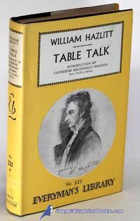 Table Talk (Everyman's Library #459)