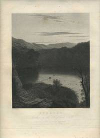 image of Evening, a scene in the Highlands N. Y.