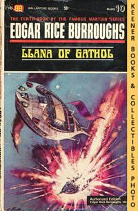 image of Llana Of Gathol: F-762: Mars 10: The Famous Martian Series by Edgar Rice  Burroughs Series