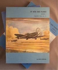 Of Men and Planes. Volume I: World War I. Volume II: Fighters (World War II). Volume III: The R.C.A.F.