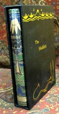 The Hobbit, or There and Back Again, 1956 UK 8th Impression in Dustjacket, with Custom Leather...