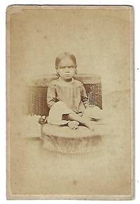 CDV Photograph of Frances Coryell