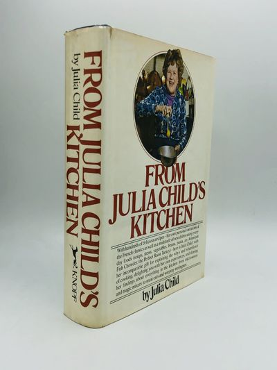 New York: Alfred A. Knopf, 1975. First Edition. Hardcover. Very good/Very good. Inscribed by Julia C...