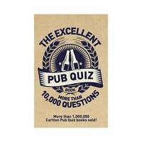 The Excellent Pub Quiz Book