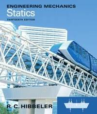 image of Engineering Mechanics: Statics plus MasteringEngineering with Pearson eText -- Access Card Package (13th Edition)