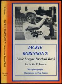 Jackie Robinson's Little League Baseball Book