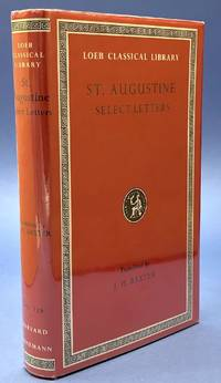 St. Augustine Selected Letters - Loeb Classical Library