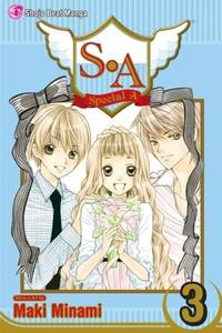S.A. 3: 03 (S.A. (Special Agent) Graphic Novels)