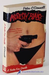 Modesty Blaise: A Taste for Death