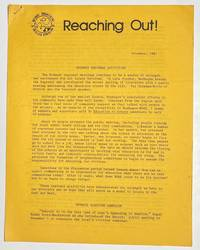 image of Reaching out! November 1981