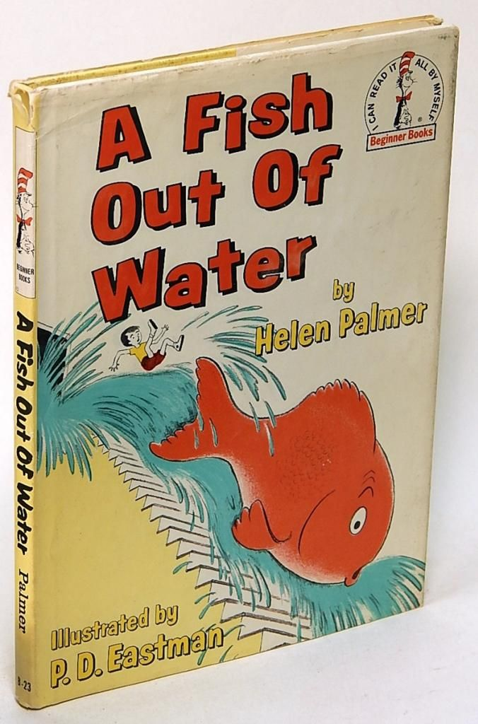 A fish out of water by p d illustrations helen author for A fish out of water book