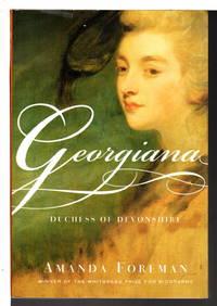 image of GEORGIANA: Duchess of Devonshire.