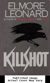 Killshot by  Elmore Leonard - First Edition - 1989-03-01 Cover Rubbing. See ou - from EstateBooks (SKU: 112HL21V_91322b57-8206-4)