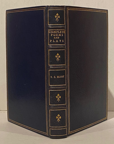 The Complete Poems and Plays: 1909 -...