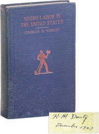 image of Negro Labor in the United States 1850-1925: A Study in American Economic History