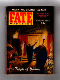 Fate Magazine - True Stories of the Strange and The Unknown / September, 1955. Lost Children of...