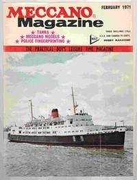 Meccano Magazine February 1971 Volume 56 Number 2