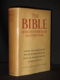 The Bible: Designed to be Read as Literature