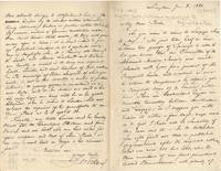 image of Autograph Letter Signed in English to Reginald Lane Poole, (1857-1939, (Jan Pieter Nicolaas, 1834-1897, Dutch Historian of Philosophy, Musicologist)