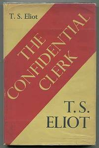 image of The Confidential Clerk: A Play