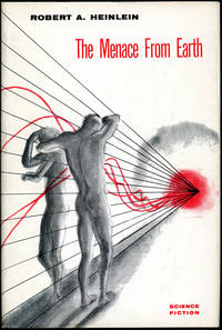 THE MENACE FROM EARTH by  Robert A Heinlein - First edition - [1959] - from John W. Knott, Jr., Bookseller, ABAA/ILAB and Biblio.com