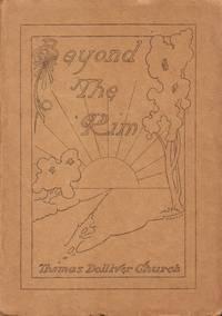 Beyond the Rim [with Manscript Poem]