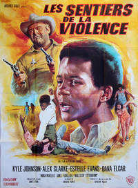 image of LEARNING TREE, THE [LES SENTIERS DE LA VIOLENCE] (1969) French poster