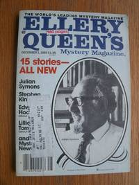 image of Ellery Queen's Mystery Magazine December 1, 1980