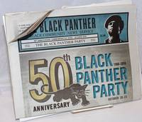 image of The Black Panther Black Community News Service. 50th anniversary commemorative issue. October, 2016